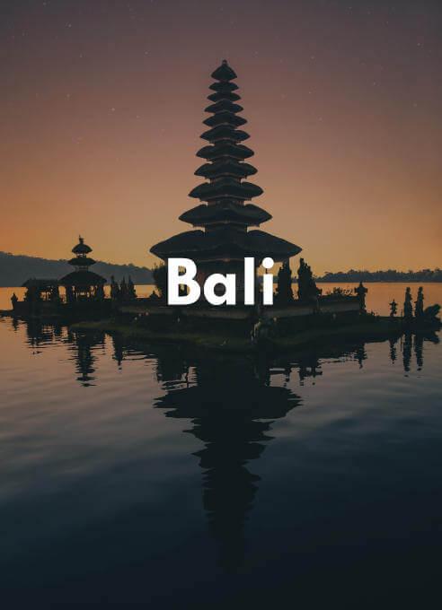 Si viajas a Bali no puedes irte de ahí sin primero haber dormido en alguna de las fantásticas villas. Encuentra millones de alojamientos con nuestro buscador de hoteles baratos
