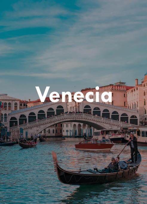 Mejor Destino te lleva a Venecia para que puedas disfrutar de un experiencia irrepetible.