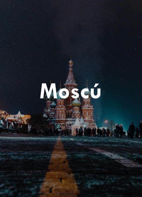 Viajar a Moscú es fácil y sencillo con Mejor Destino. Planifica hoy tu próxima aventura.
