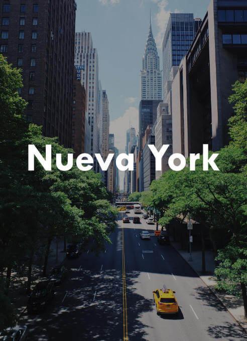 Aprovecha nuestras ofertas de vuelos baratos para viajar a Nueva York. ¿Ya sabes lo primero que verás?